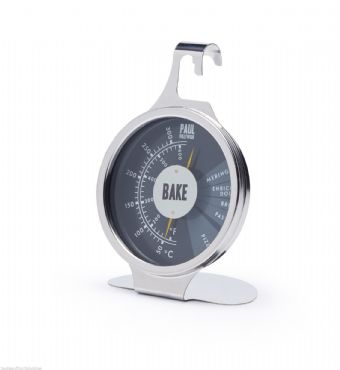 Paul Hollywood Bakeware Traditional Dial Oven Temperature Thermometer
